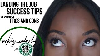 Working At Starbucks: Pros and Cons, Success Tips, How to land the job