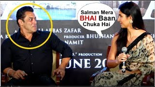 Baixar Katrina Kaif Makes FUN Of Salman Khan At Bharat Movie Zinda Song Launch