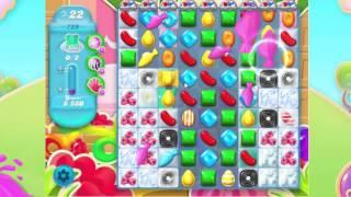 Candy Crush Soda Saga Level 729 Done!