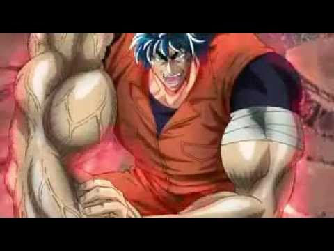 TORIKO THE MOVIE- Toriko vs Elephant bear