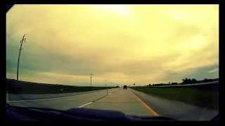 Time-Lapse Drive to Anchorage Alaska on the Al-Can