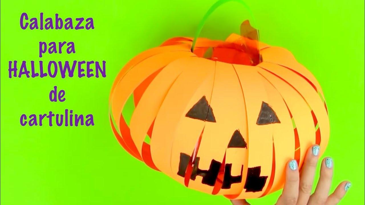 C mo hacer una calabaza linterna de halloween paso a paso - Como vaciar una calabaza ...