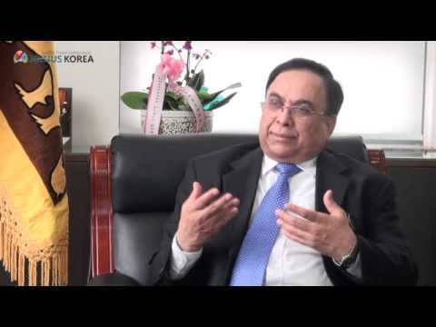 Relay Interview with Sri Lankan Ambassador to Korea -JOINUS KOREA (조인어스코리아)