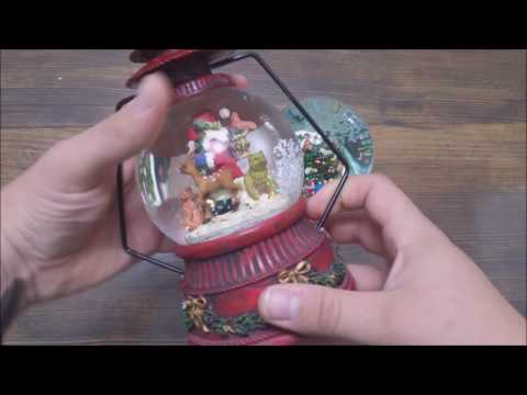 BestPysanky Musical Snow Globe Review