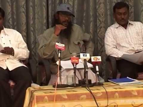 Parliamentary Elections 2004: Karuthu Kanippu - Dr. S. Rajanayagam - Press Meet on 2004, April 25