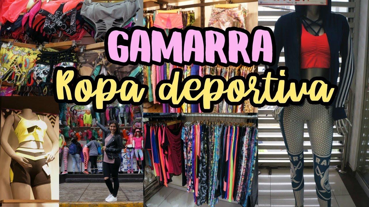 6a264d85824 GAMARRA  Ropa Deportiva y para Gimnasio l Daniella Acosta - YouTube