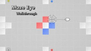 Maze Eye - Walkthrough