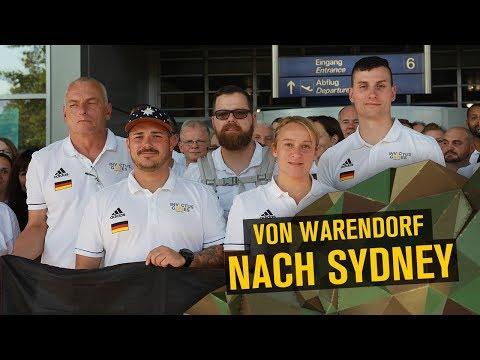 Die Reise zu den Invictus Games | UNBESIEGT | Bundeswehr Exclusive | #1
