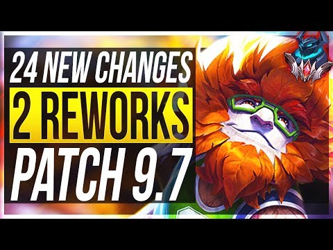 Patch 97  New FINAL Changes Are Coming Soon - League of Legends