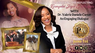 """Power To Win: Remembering & Reflecting: Evangelist Joyce L. Rodgers"""""""