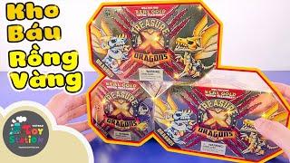 Đào Kho Báu Rồng tìm vàng thật Treasure X ToyStation 459