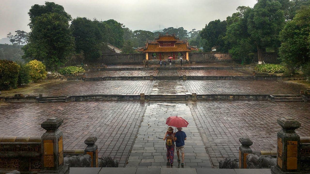 Lăng Minh Mạng ở Huế | Lăng Mộ vua Minh Mạng – Minh Mang Tomb | Du lịch Huế | ZaiTri