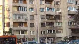 Bulgaria, Sofia - Typical residential district with gypsies, Part I