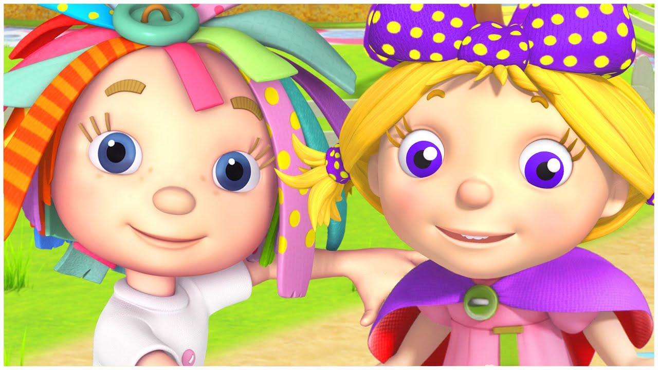 Przygody Rozi | Tajemnica Czterech Piórek | Bajki po polsku | Telewizja dla dzieci