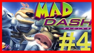 Mad Dash Racing: Level 4 - Ruins