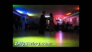 Joel Plys -  Single Rhythm Shag Routine