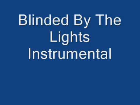 The Streets - Blinded By The Lights (Instrumental)