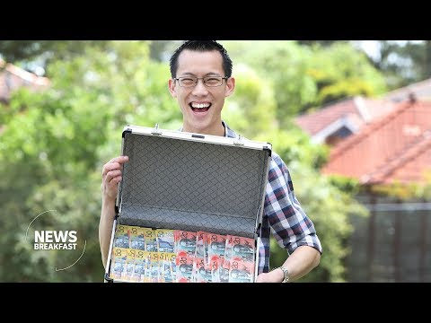 Eddie Woo lets teens take over family budgets