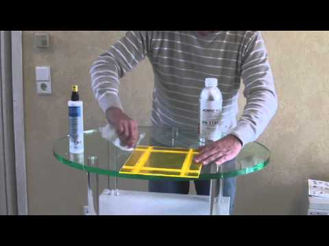 how to make acrylic boxes with a panel saw acrylglas doovi. Black Bedroom Furniture Sets. Home Design Ideas