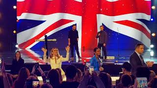 Britain's Got Talent 2018 filming in Manchester