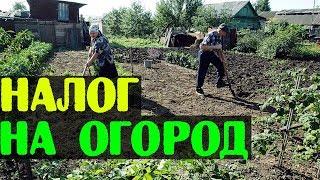 """Налог на огород от """"Единой России"""" / Жизнь в России"""