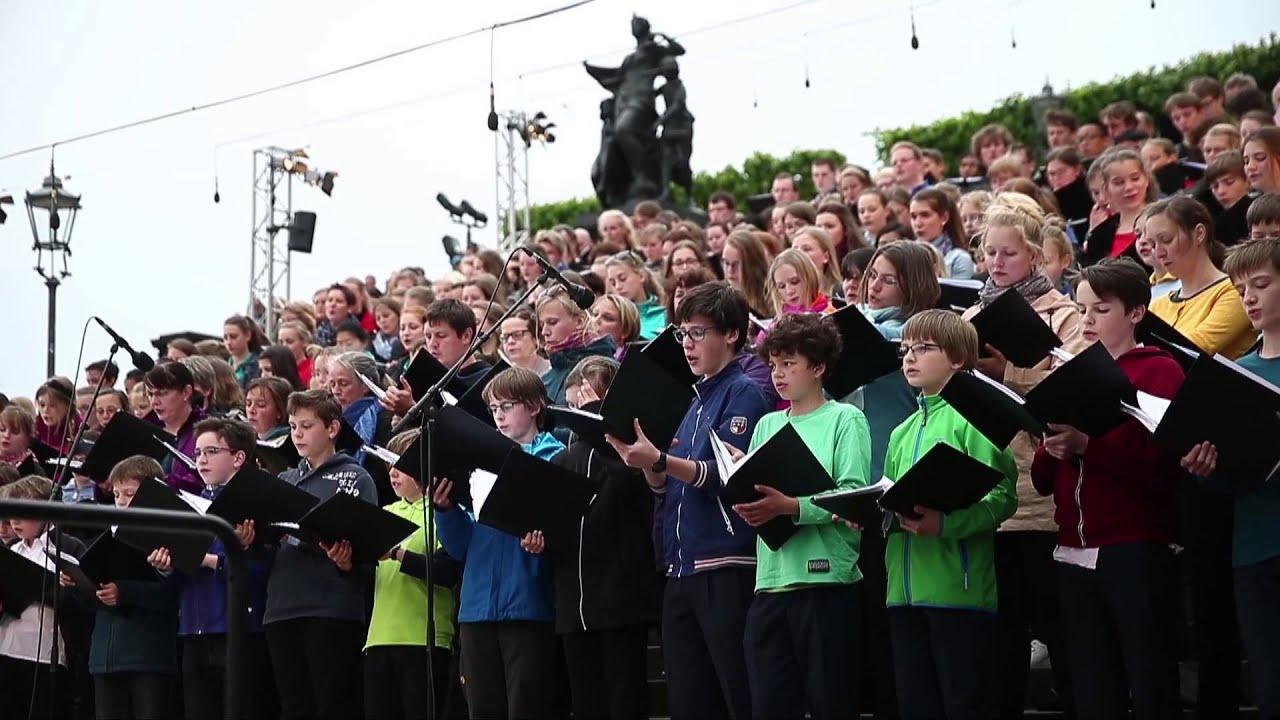Dresden singt & musiziert 2015