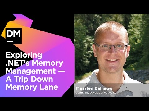 Exploring NET's Memory Management — A Trip Down Memory Lane