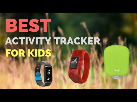 In The Event You Purchase Your Kids an exercise Tracker