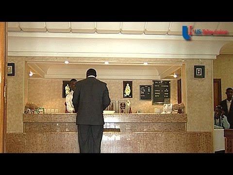 US Television - Mauritania (Hotel Halima)
