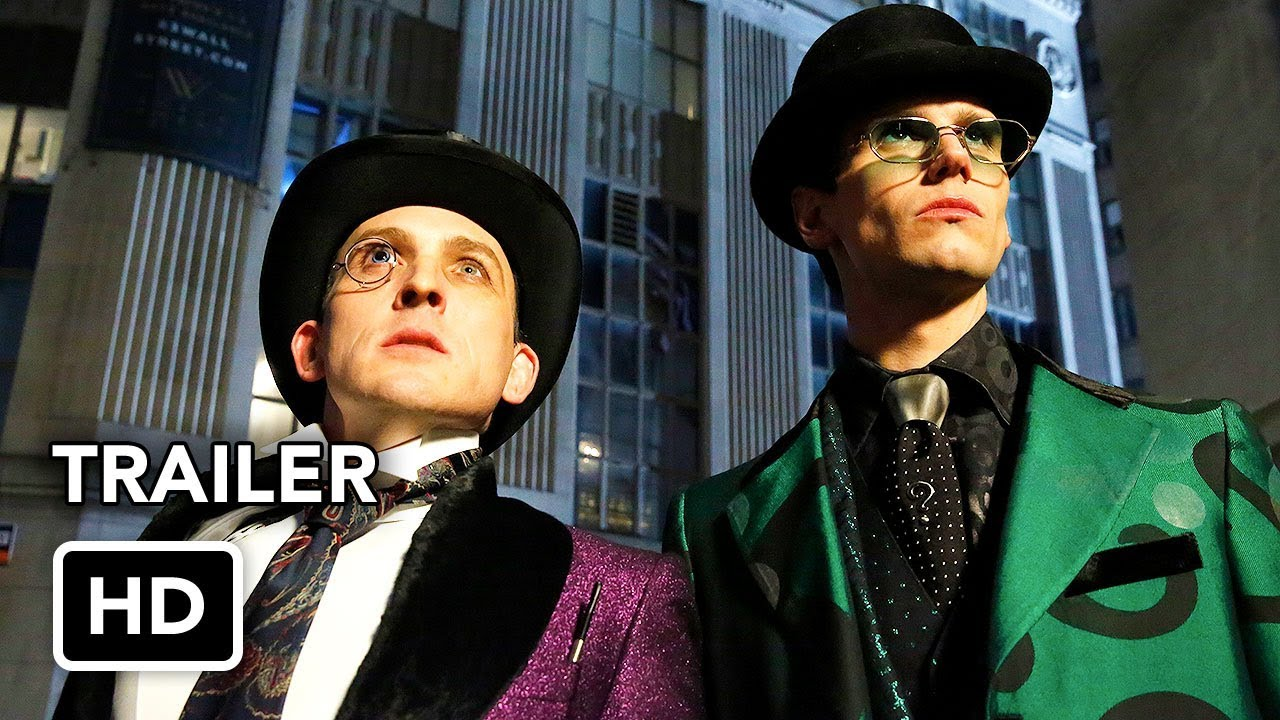 Gotham Series Finale - Final Trailer (HD) Gotham 5x12 Trailer