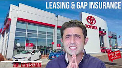 WHY YOU NEED GAP INSURANCE ON A TOYOTA LEASE! (MA Car Broker) (MA Car Broker) (MA Car Broker)