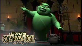 Casper's Scare School The Movie | A Halloween Special | Cartoons For Kids