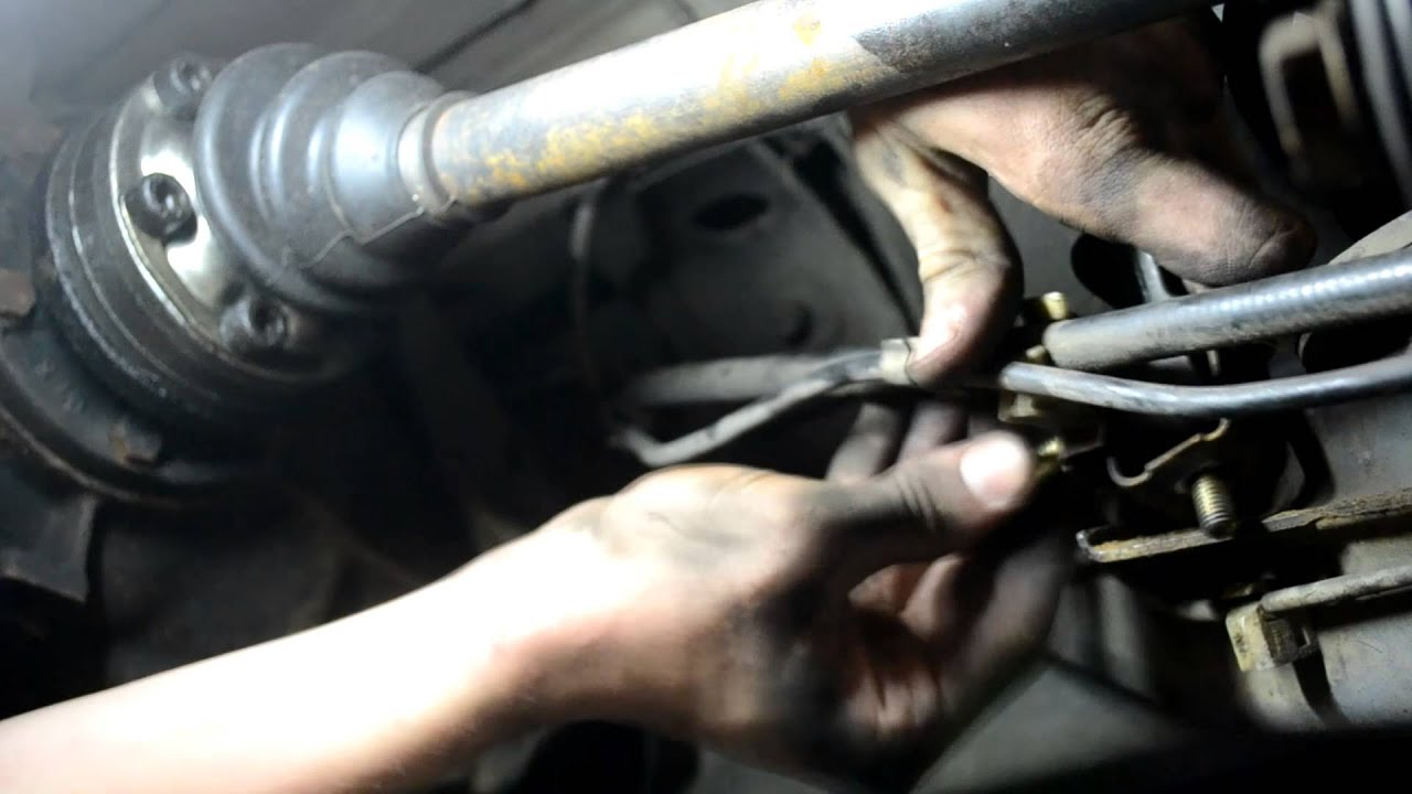 Bmw E30 Rear Sway Bar Links Installation Youtube
