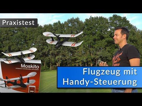 Im Test: Moskito RC Flugzeug-Drohne von TobyRich