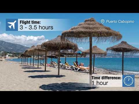 Costa Del Sol Destination Guide