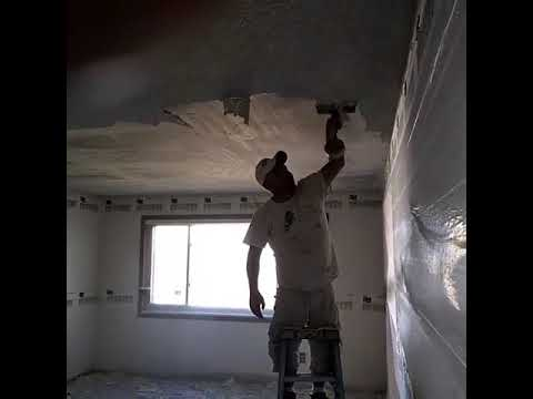 Popcorn Ceiling and Texture Removal