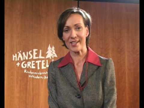 Juliane Hielscher über die Stiftung Hänsel + Gretel