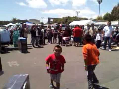 la mirada swap meet vendors