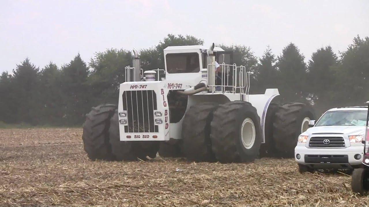 Big Bud 747 >> Half Century of Progress -- Big Bud 00287.MTS ndgmag - YouTube