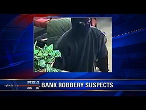 Serial N. TX bank robbers