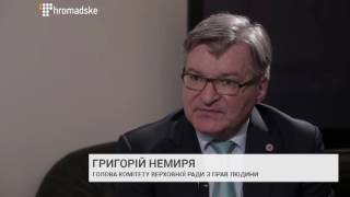 Немыря: СНБО негласно стимулирует изоляцию Донбасса. Новости сегодня 21.06.2016