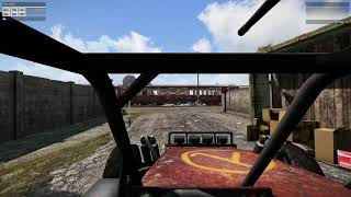 Half Life 2 - Arma 3 - Jeep Upgrade showcase