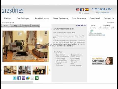 How To Book New York Holiday Apartment With Suites