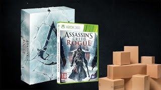 Unboxing Assassin's Creed Rogue Collector's | Xbox 360
