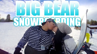 big-bear-snowboarding-cassieevlogs