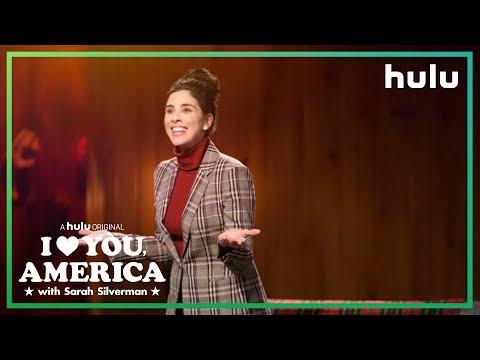 Sarah's Monologue on Motherhood | I Love You, America on Hulu