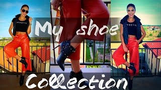 | My shoe collection | EDA Video Blog |