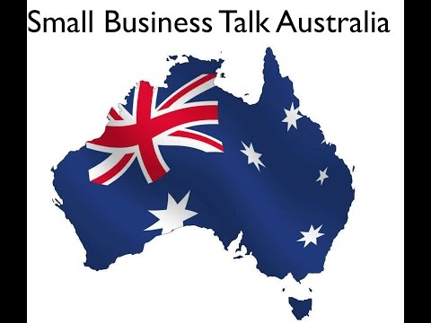Small Business Talk Australia Ep1 - Why Start a Small Business?
