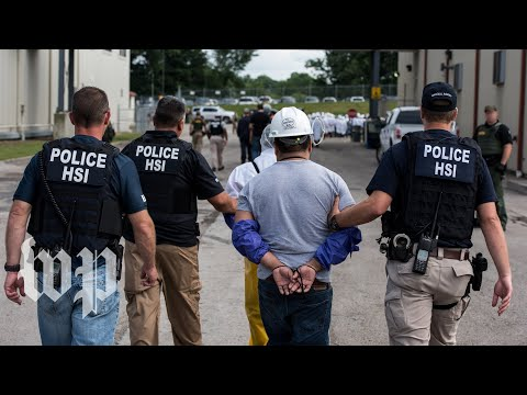 From fake universities to workplace raids: ICE's increased immigration crackdowns under Trump Mp3