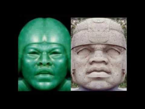 Olmecs were Black African? Debunked!